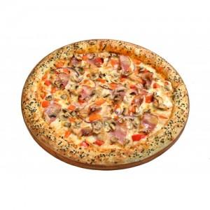 Пицца Праздничная 40 см. по цене 30 см.