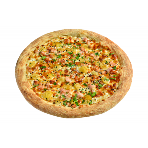 Пицца Курица терияки 35 см. по цене пиццы 30 см.
