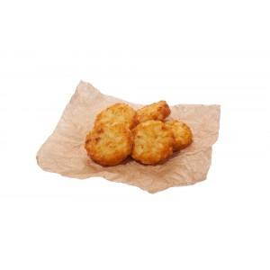 Котлетки картофельные в панировке